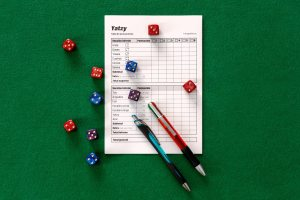 classic games to play in a long distance relationship yahtzee